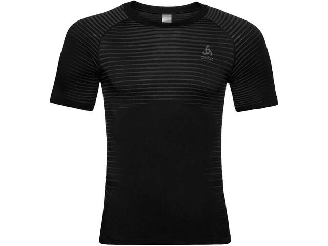 Odlo Performance Light T-shirt Col ras-du-cou Homme, black